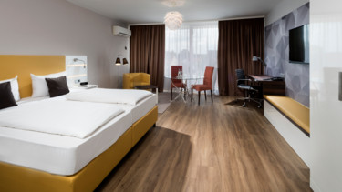 Best Western Hotel Frankfurt Airport Neu-Isenburg apartment sleeping area
